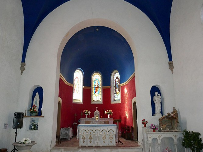 Garos église cph Tourisme Nord Béarn et Madiran (12)