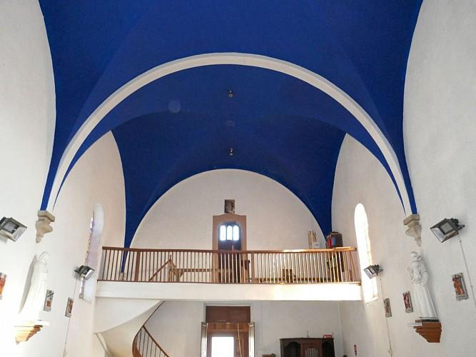 Garos église cph Tourisme Nord Béarn et Madiran (14)