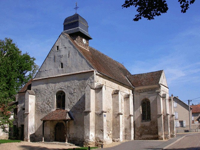 Church of Saint Saturnin