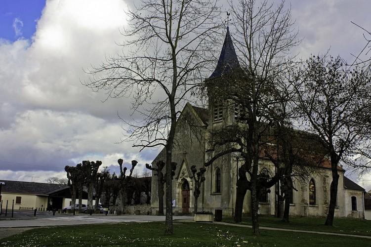 Saint Barthélémy church