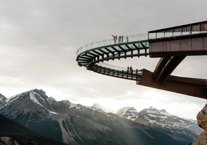 Billet Skywalk du Champ de glace Columbia (Columbia Icefield Skywalk)