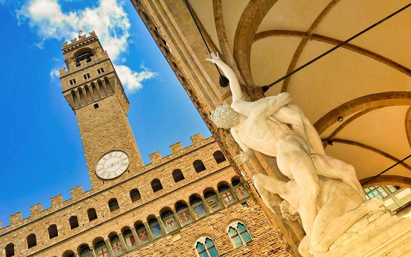 Florence Guided Tour with Medici's Mile and Admission to Pitti Palace