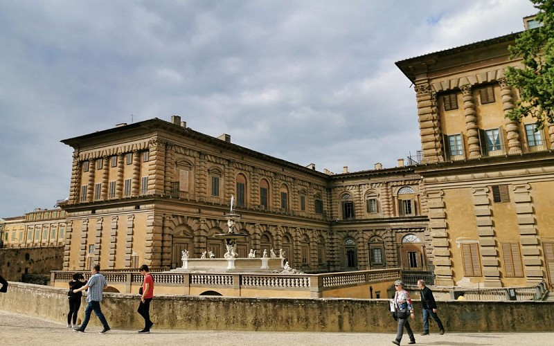 Palazzo Pitti & Palatine Gallery Skip The Line Tickets