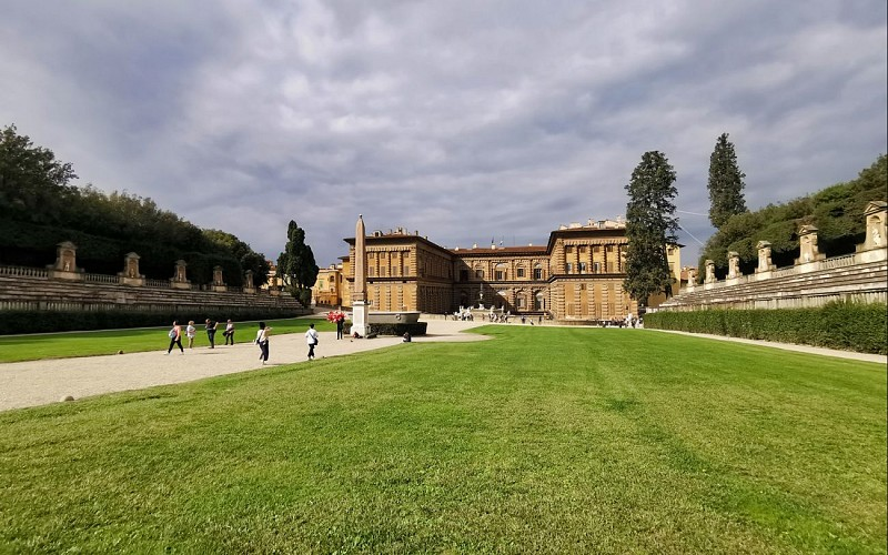 Palazzo Pitti & Palatine Gallery Skip The Line Tickets