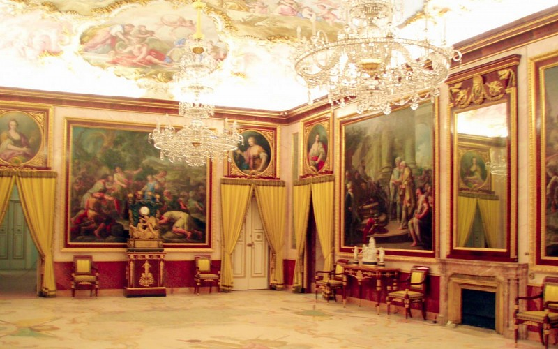 Fast Track Ticket: Royal Palace of Aranjuez