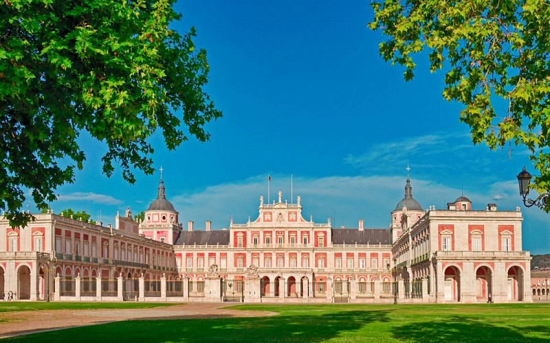 Fast Track Ticket: Royal Palace of Aranjuez
