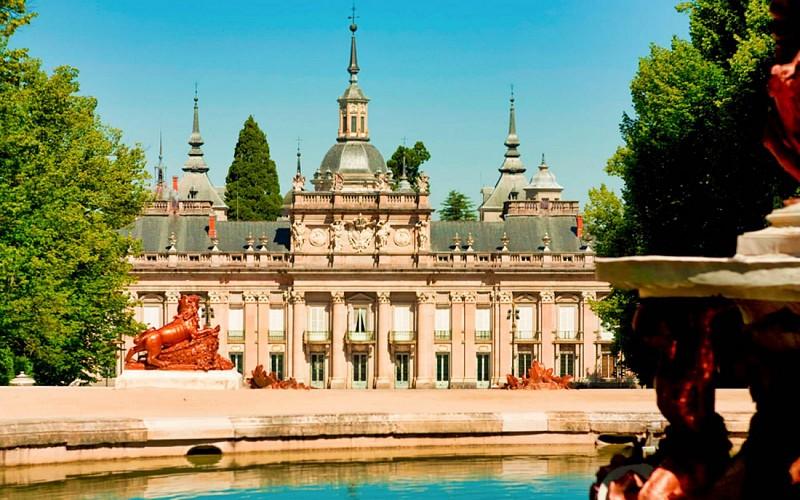 Fast Track Access: Royal Palace of San Ildefonso