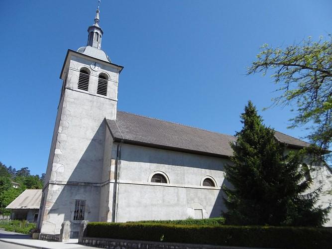 Eglise Allonzier-la-Caille