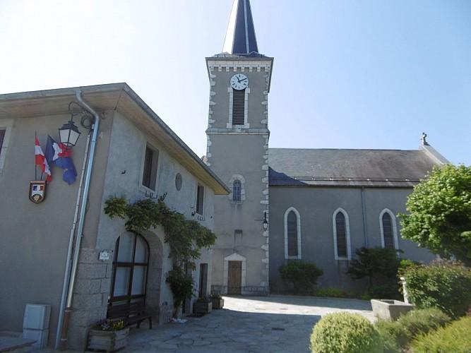 Eglise de Villy-le-Bouveret