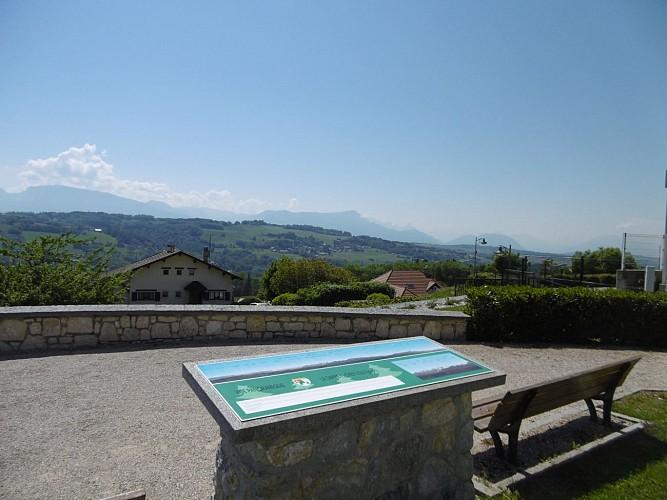 Table d'orientation - Le Sappey