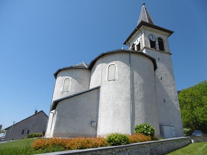 Eglise Le Sappey