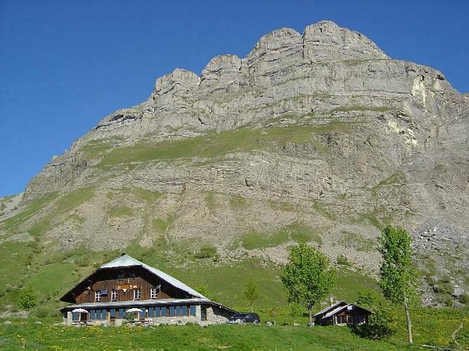 Restaurant d'alpage Chalet de Mayères