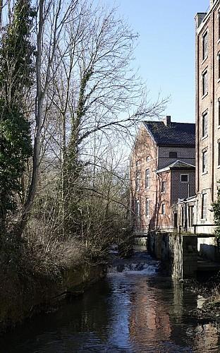 Ancien moulin d'Oleye