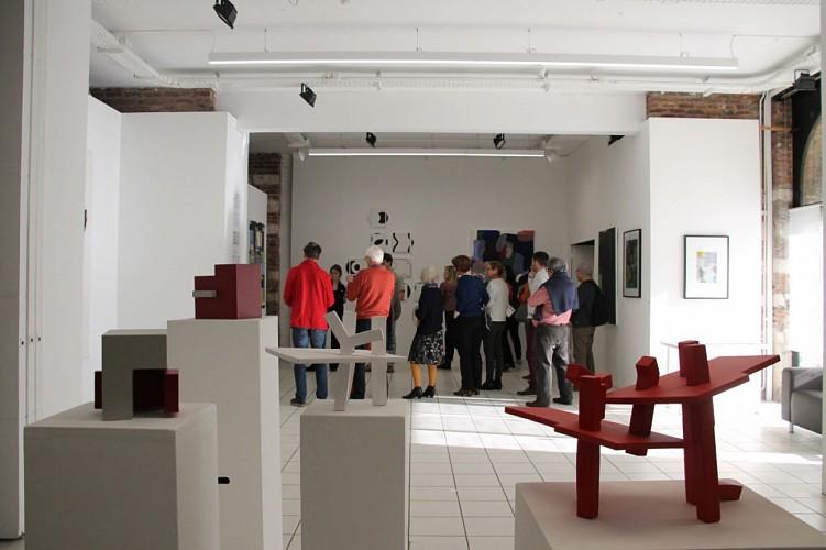 La ferme St-Sauveur - Atelier 2 arts plastiques et Cric Crac Cie