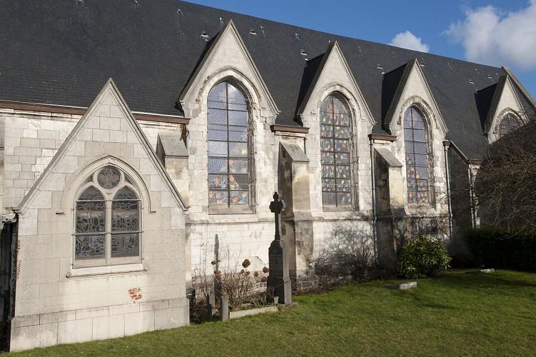 L'église Saint-Sébastien