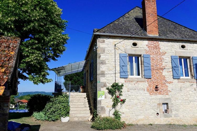 Location Gîtes de France Belleviste - Réf : 19G5023