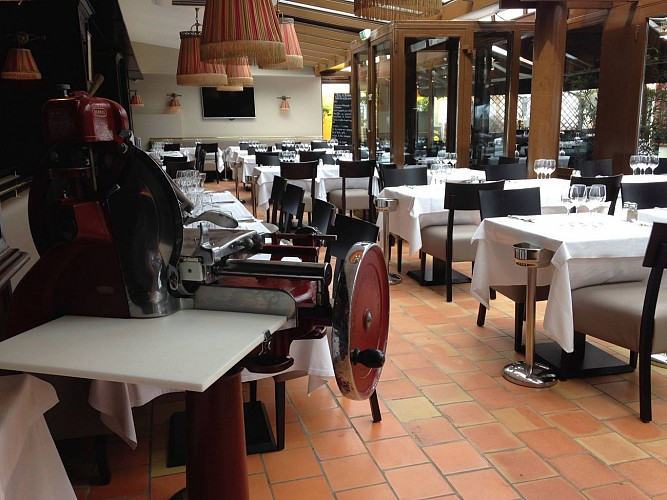 Grand café victoria -salle