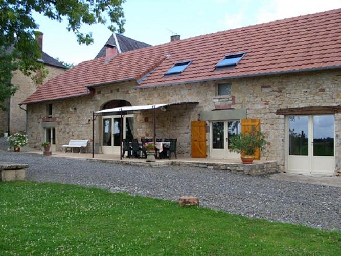 Location Gîtes de France gite de gondres - Réf : 19G2275