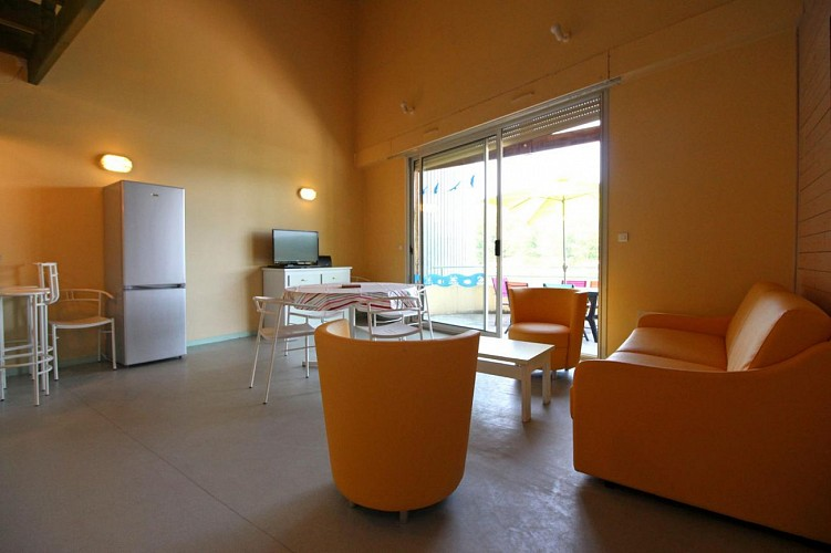 875521 - 4/6 people - 2 bedrooms -  Châteauneuf la Forêt