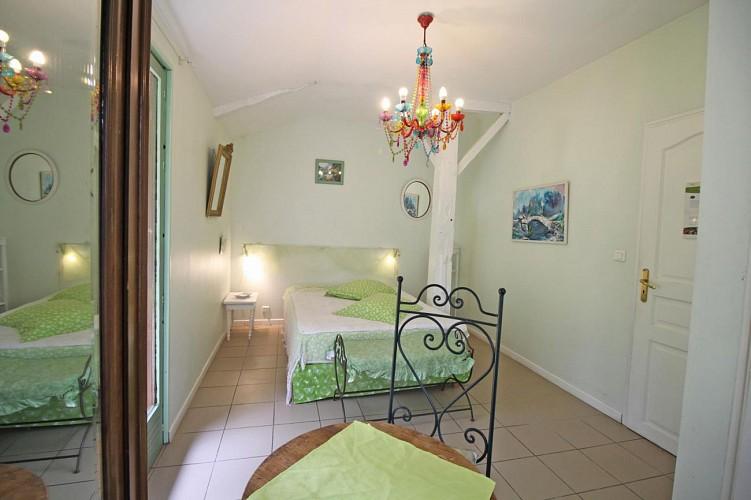 Chambres d'hôtes Gîtes de France de Dominique et Aude BATAILLER