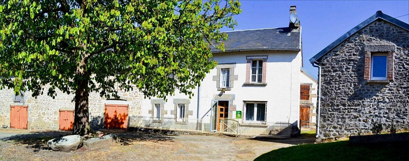 Location Gîtes de France - SAINT CHRISTOPHE - 12 personnes - Réf : 23G1321