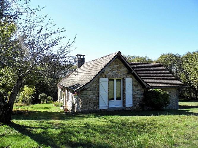 Location Gîtes de France  - Réf : 19G1140