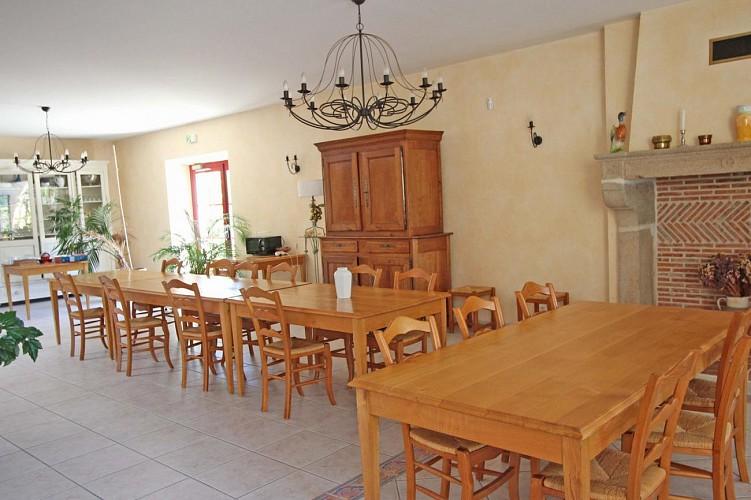 Gîtes de France chambres d'hôtes La Ferme de Rouffignac