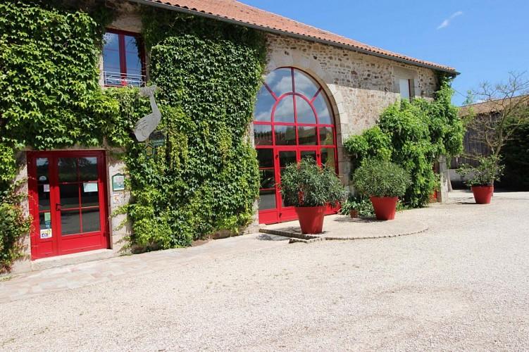 Chambres d'hôtes Gîtes de France de Catherine et Alex KUBIAK LE QUERE