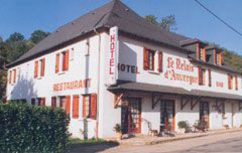 Hôtel Restaurant Le Relais d'Auvergne