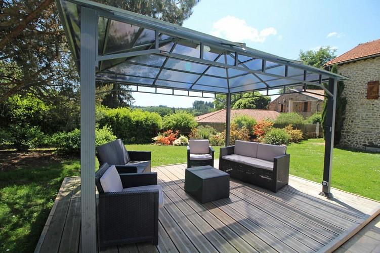 Gîtes de France Gîte de Chabanne