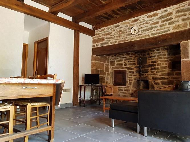Location Gîtes de France  - Réf : 19G5125