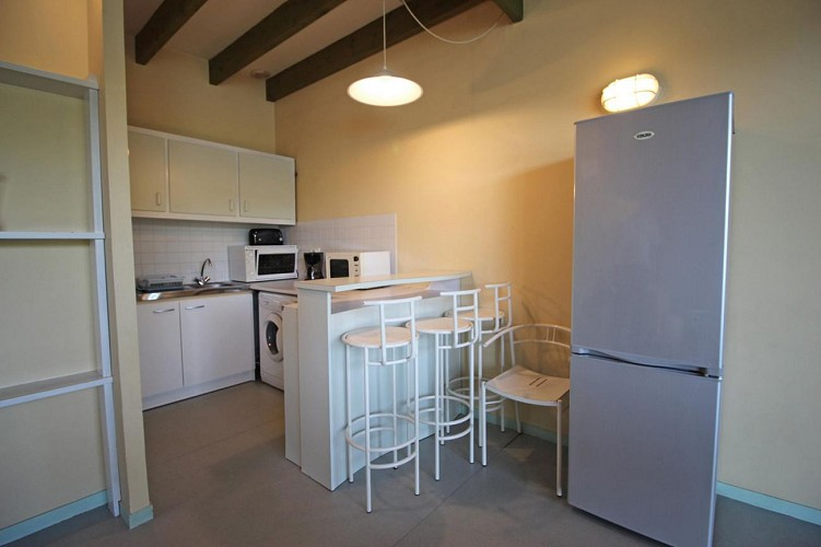 875523  - 4/6 people - 2 bedrooms -  Châteauneuf la Forêt