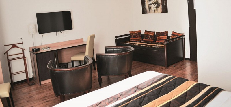 La Tour Blanche Hotel and Restaurant