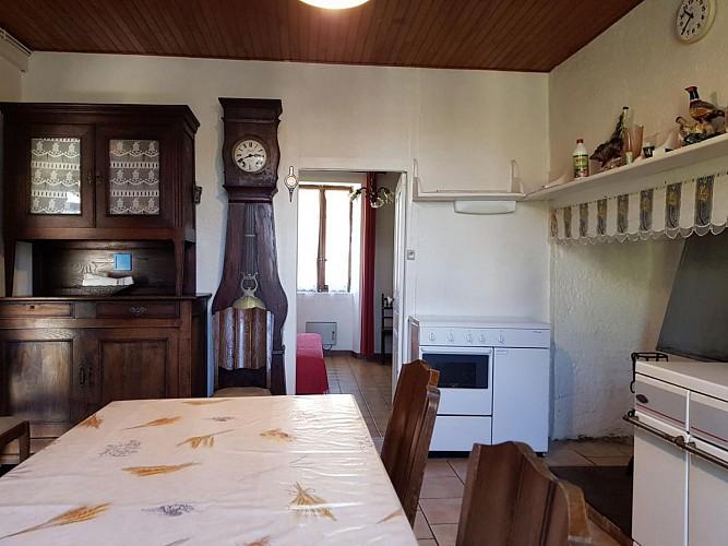 Location Gîtes de France  - Réf : 19G4101