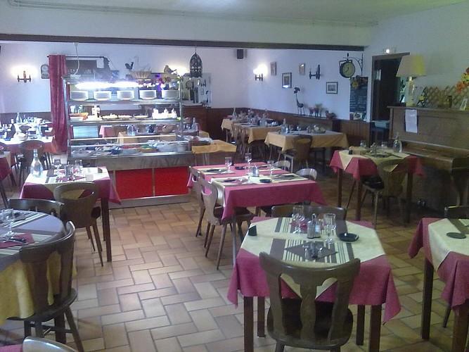 Hotel restaurant Le Relais Limousin