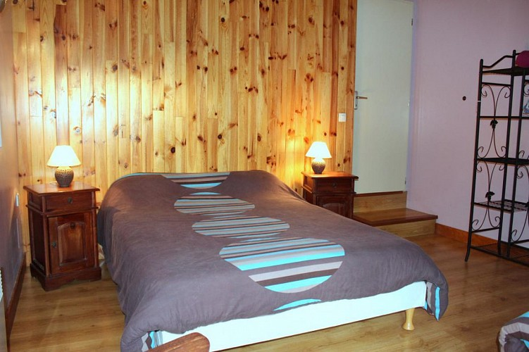 878156 - 6 people - 3 bedrooms - 3 'épis' (ears of corn) - St Auvent -