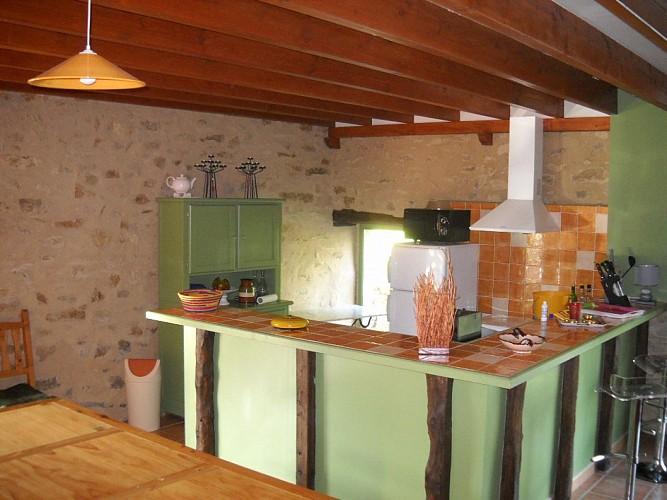 878156 - 6 personas - 3 habitaciones- 3 espigas - St Auvent