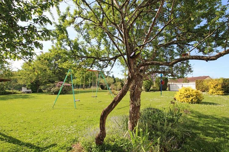878050 - 4 personas - 2 habitaciones - 2 espigas - Cognac la Forêt