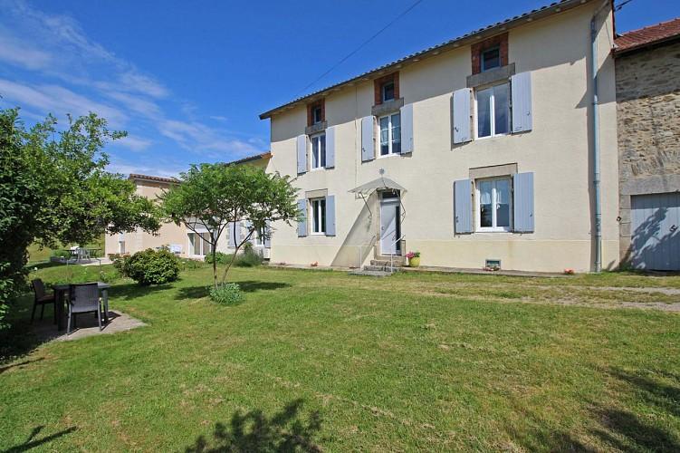 Gîtes de France chambres d'hôtes Lombardie
