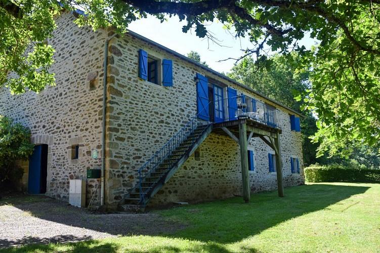 Location Gîtes de France  - Réf : 19G4042