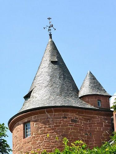 Chambres d'hôtes Gîtes de France Château de Marsac - Réf : 19G2819