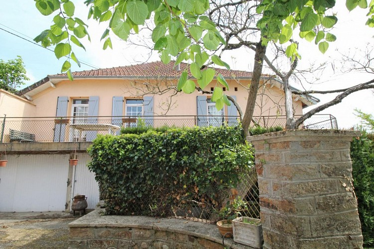 Gîtes de France chambres d'hôtes Chez Doussaud