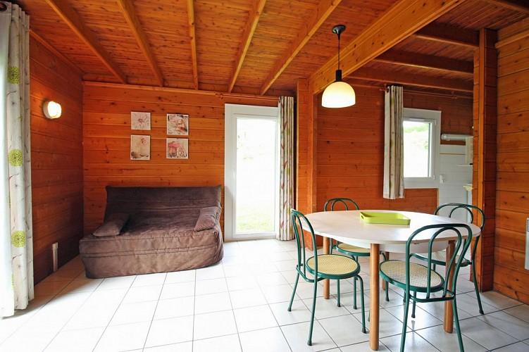 875514 - 4 people - 2 bedrooms - 2 'épis' (ears of corn) - Sussac -