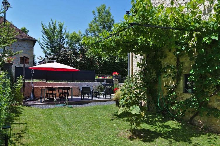 Location Gîtes de France La Fourche à Javelles - Réf : 19G3208