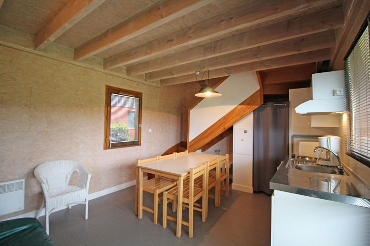 878507 - 6 people - 3 bedrooms - 2 'épis' (ears of corn) - Videix