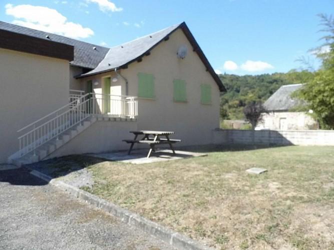 Location Gîtes de France Le Doustre - Réf : 19G5242