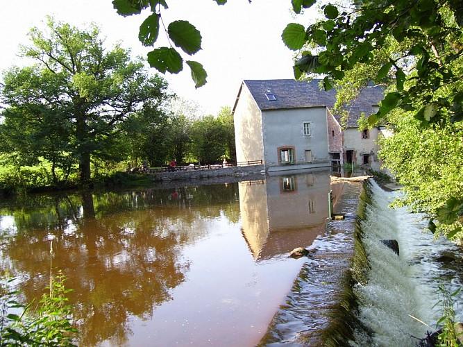 Location Gîtes de France - GOUZON - 6 personnes - Réf : 23G1163