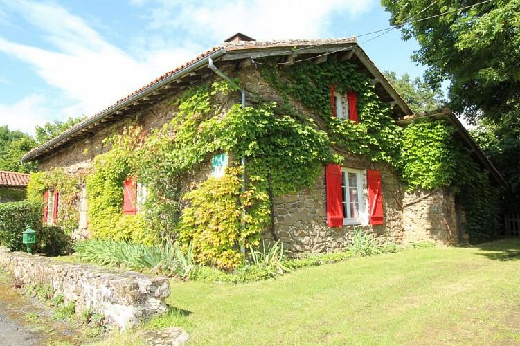 Gîte rural de Michel SALAGNAD (87-St Laurent sur Gorre)