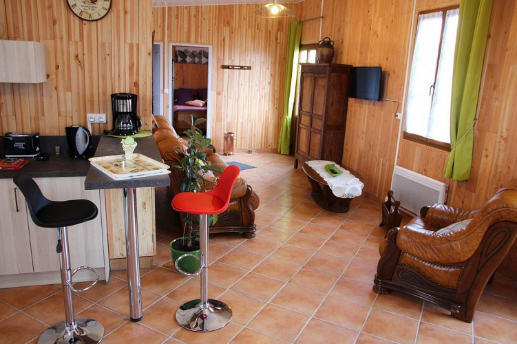 Location Gîtes de France - TOULX SAINTE CROIX - 4 personnes - Réf : 23G1432