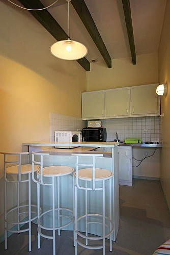 875522- 4/6 people - 2 bedrooms -  Châteauneuf la Forêt -